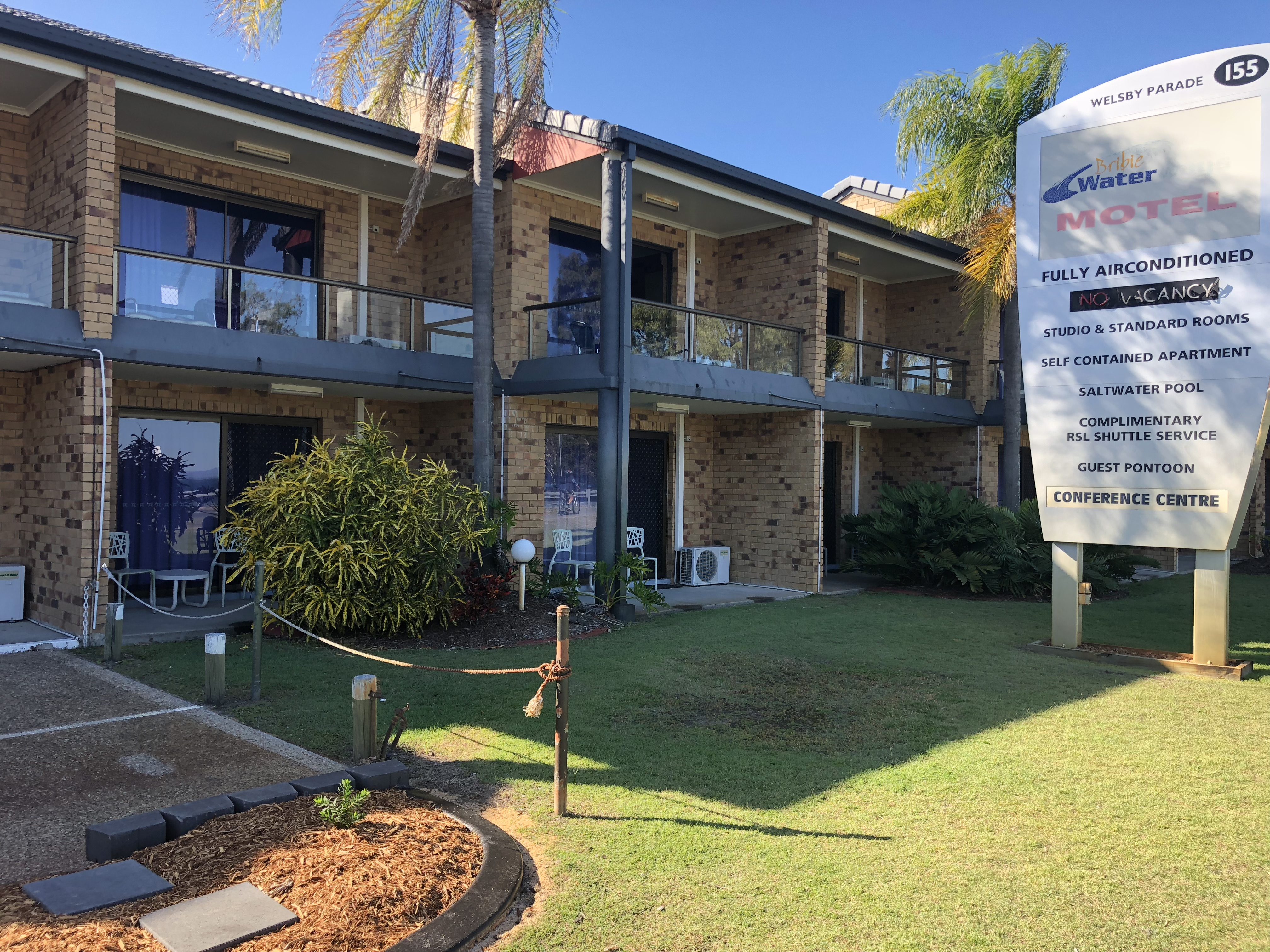 Bribie Waterways Motel offers a combination of room styles for your stay